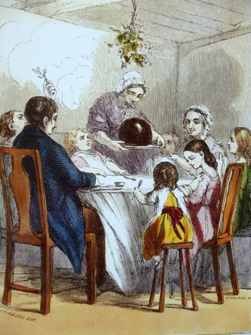 Victorian Figgy Pudding