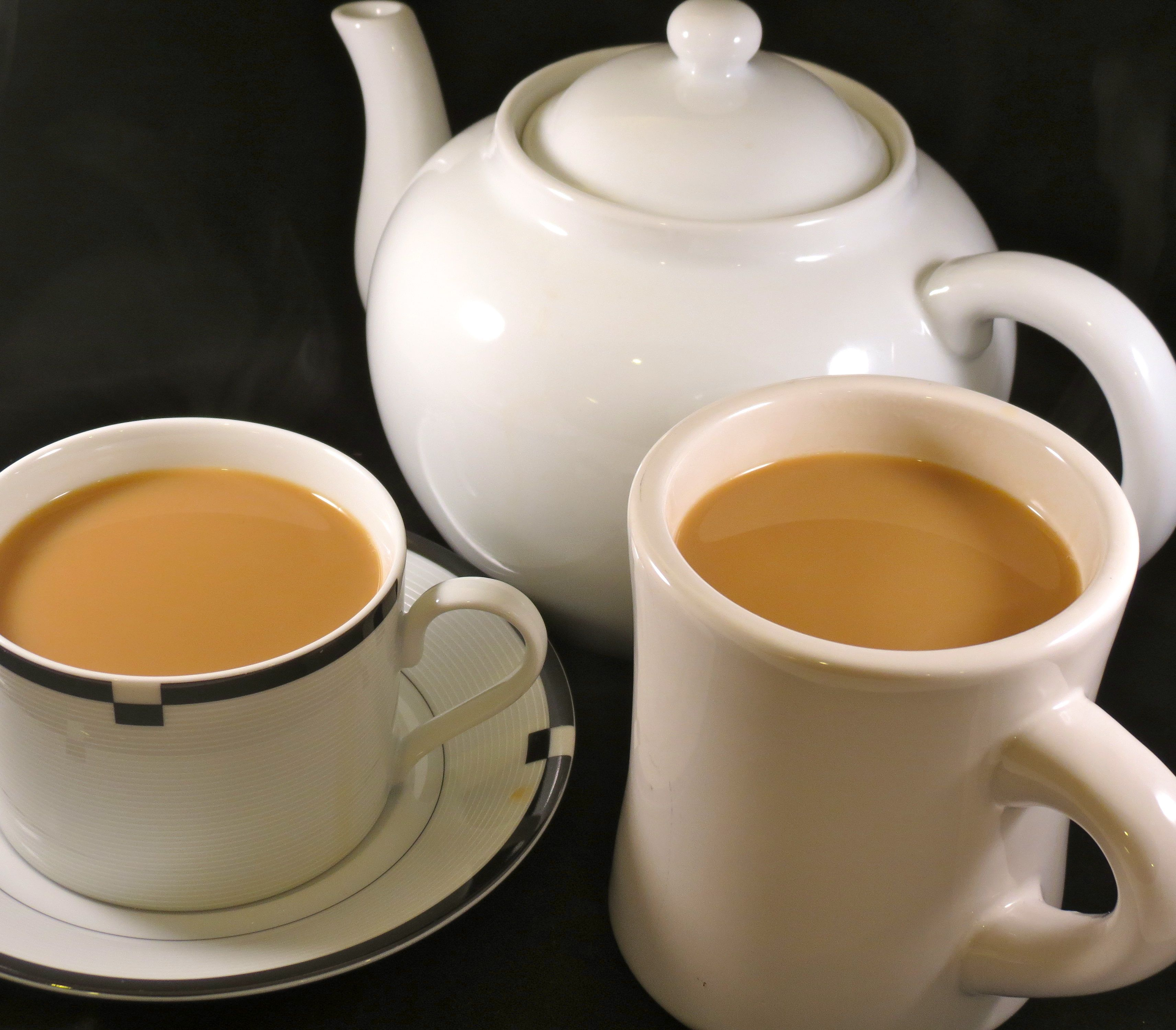 Black Coffee And Honey