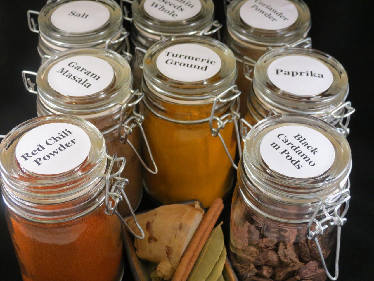 Precooked Masala Spices