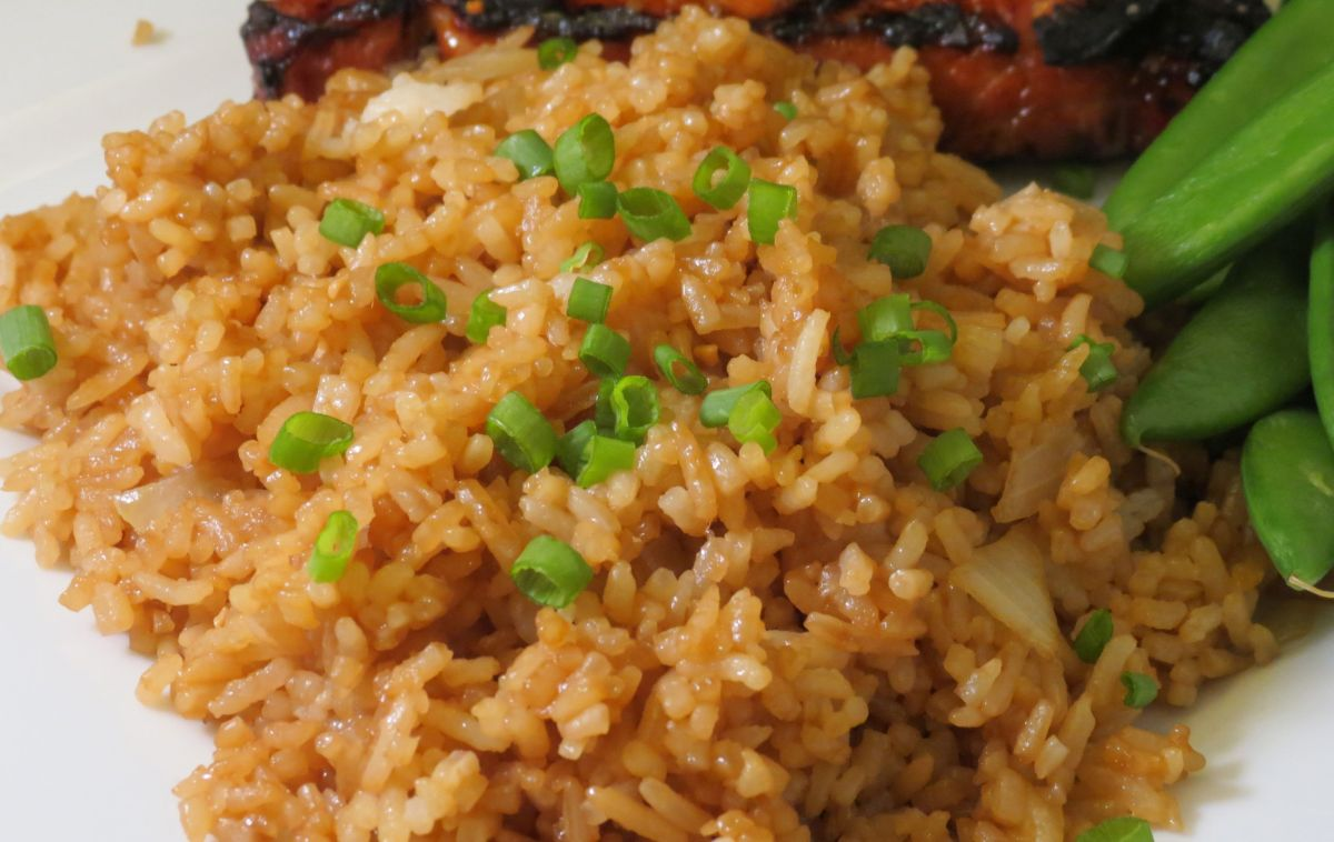 A Simple Fried Rice and Awards