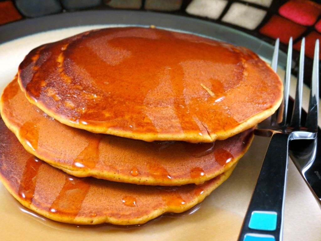 Pumpkin Pie Pancakes Cover picture