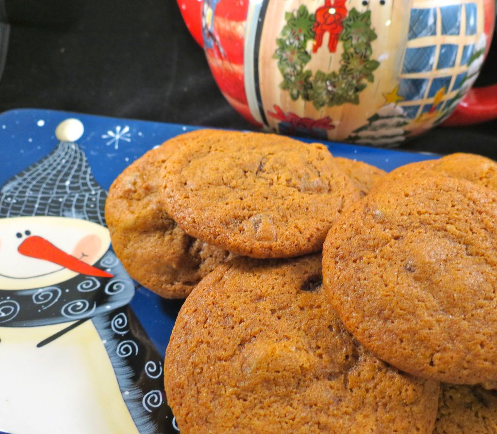 Ginger Snaps Cookies cover picture