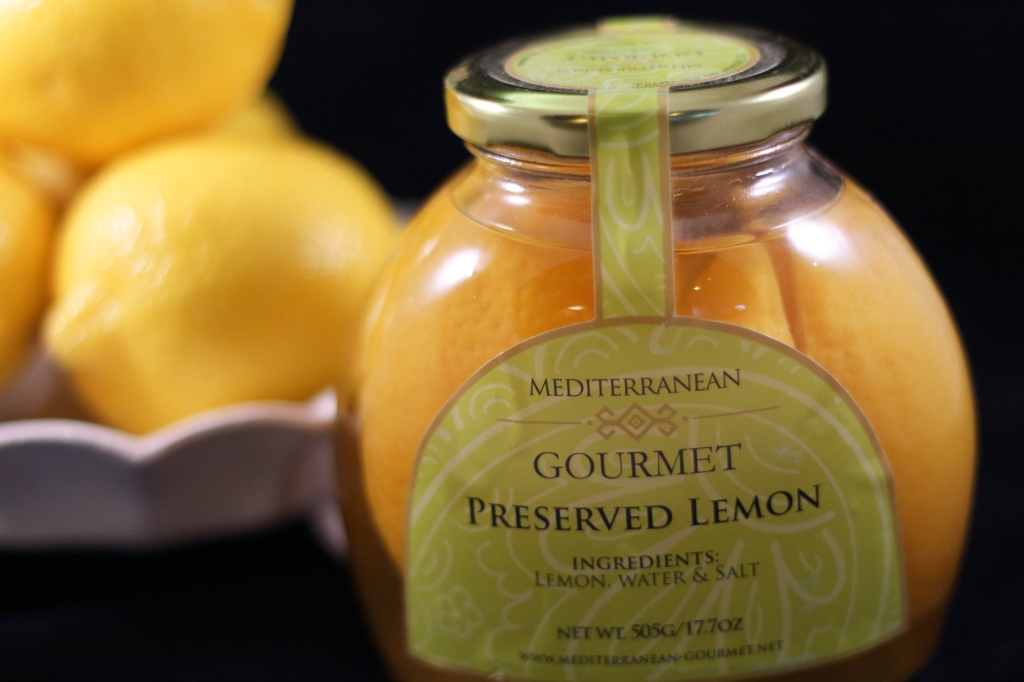 Gourmet Preserved Lemons