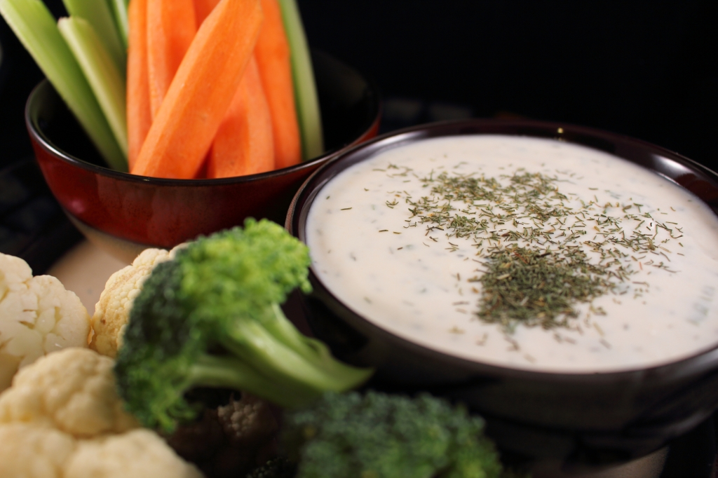 Buttermilk Herb Dip