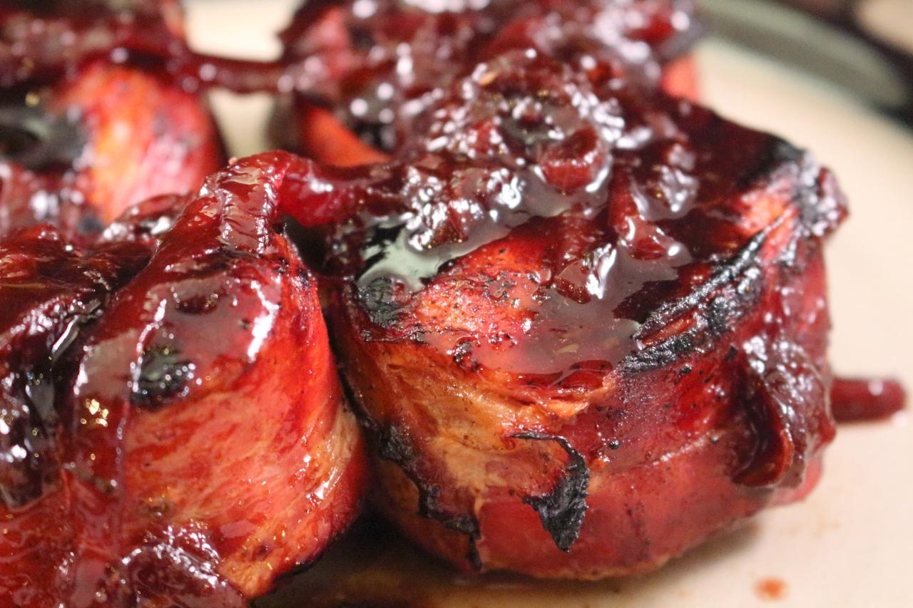 Wood Smoked Pork Tenderloin 2